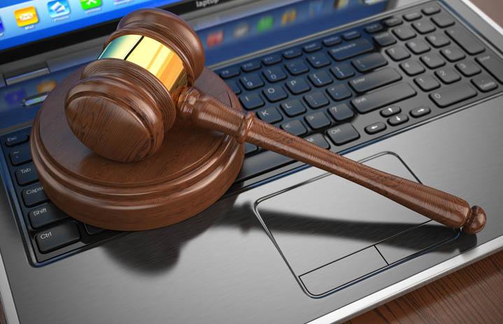 افشای الکترونیک مدارک و پرونده های حقوقی