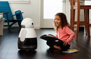 استارتاپ ربات خانگی