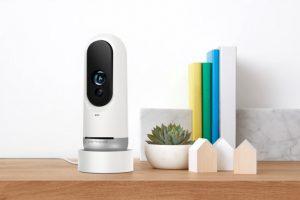 استارتاپ دوربین امنیتی هوشمند