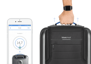 استارتاپ چمدان هوشمند