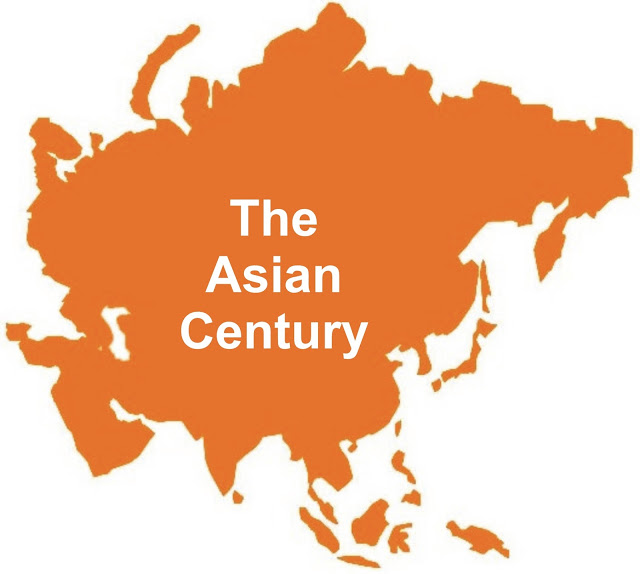 قرن 21 قرن آسیا