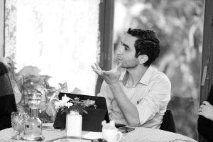 دورهمی شرکت توسعه کارآفرینی بهمن با عنوان منابع انسانی