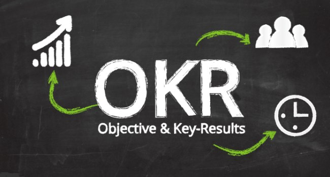 OKR اهداف و نتایج کلیدی