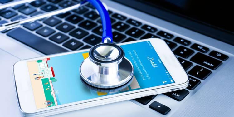 خدمات ابری سلامت