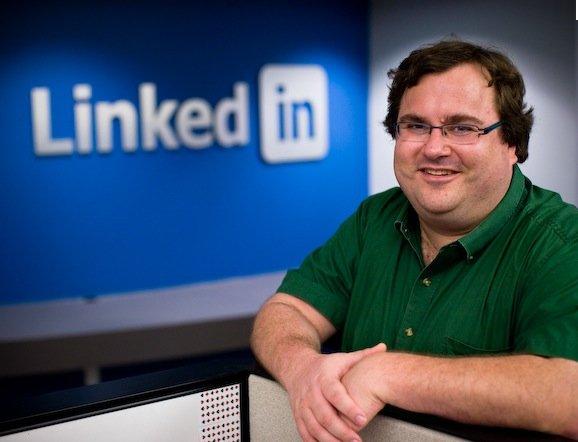 داستان کنار رفتن رید هافمن بنیانگذار لینکدین از جایگاه مدیرعامل