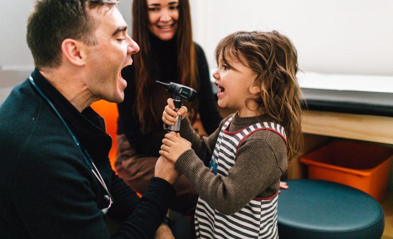 استارتاپ سلامت کودکان