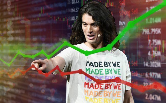 سرمایهگذاری خطرپذیر بعد از WeWork
