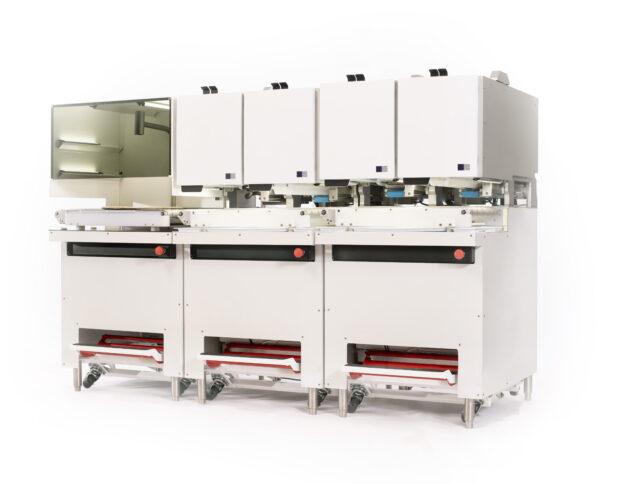 استارتاپ رباتیک تولید پیتزا