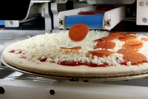 استارتاپ رباتیک پیتزا