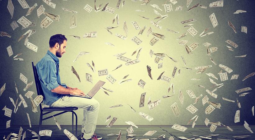 مدل درآمدی استارتاپ